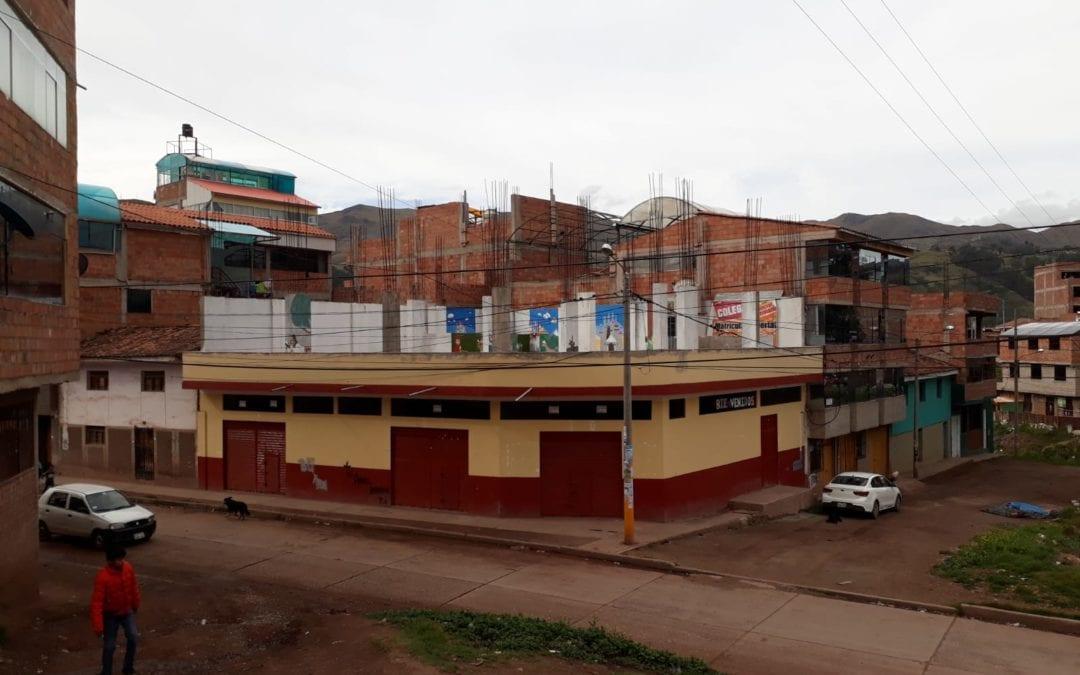 Update Cusco: locatie gevonden