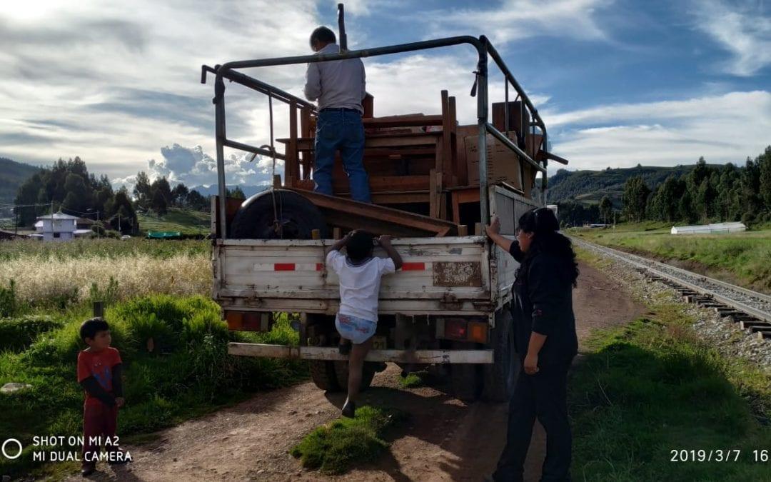 Update Cusco: We zijn verhuisd