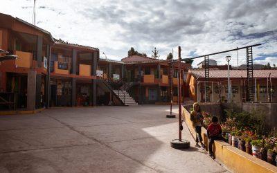 Corona in Peru
